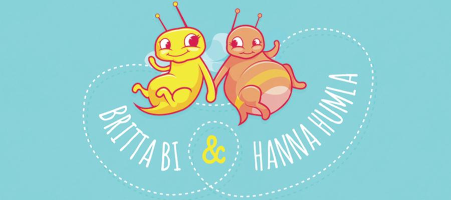 Britta Bi & Hanna Humla