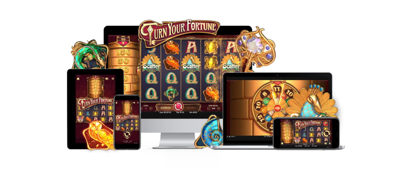 Turn Your Fortune – NetEnt Slot